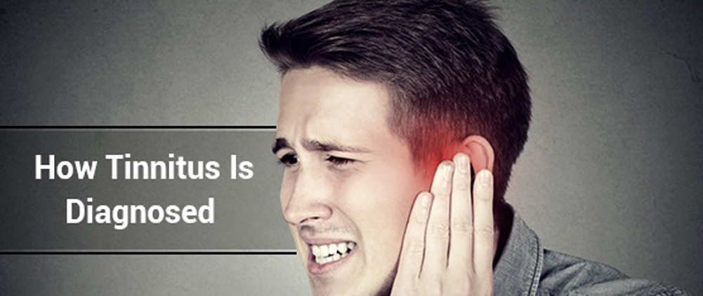 How is tinnitus diagnosed