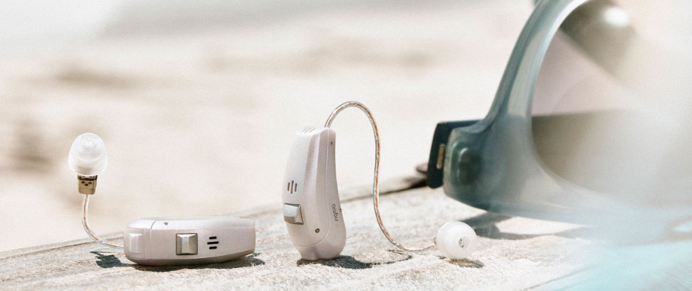 Hearing Aid Protection From Moisture